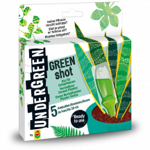 UNDERGREEN Green Shot Kur für Zimmerpflanzen