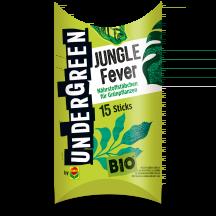 UNDERGREEN Jungle Fever Düngestäbchen für Grünpflanzen