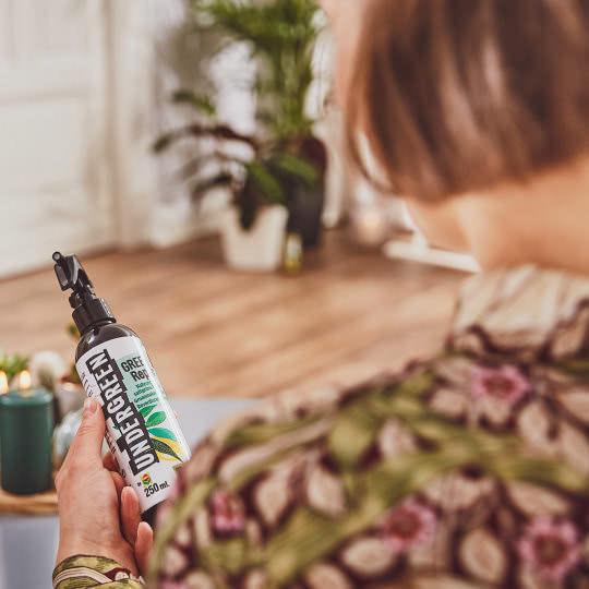 UNDERGREEN Repair Spray für Zimmerpflanzen
