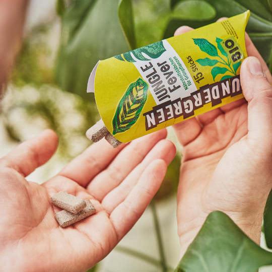 UNDERGREEN Düngepellets für Grünpflanzen