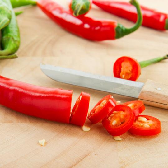 Chili zum Kochen